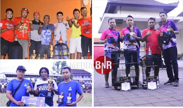 LB Dewi Sri Unggul Dengan Hatrick, Reog Nyeri, MB Yakuza Kuasai Kelas Utama 36, Yamaha Sapu Bersih Cendet