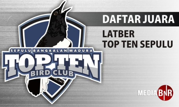 DAFTAR JUARA LATBER SABTU TOP TEN (17/10/2020)