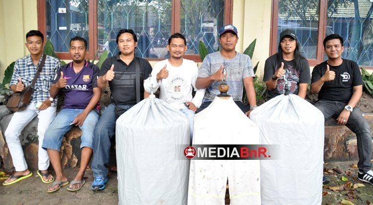 Hajar Habis BC Berjaya di Murai Borneo dan Cucak Hijau