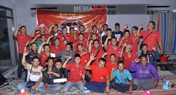 Hala Bi Halal Komunitas Trucukan Semarang (KTS)