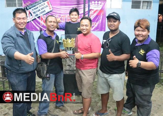 Blue Safire & Oralit Cetak Hattrik, Halley WS & DT Kebumen Cup Rebut Juara Umum