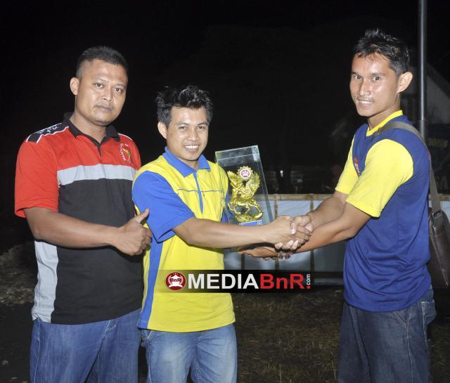 Handayanai BC sebagai juara umum