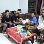 Gelaran Sukses, Hari Itu Juga Donasi Diserahkan Kepada Ibu dari  Sdr. Sadimin