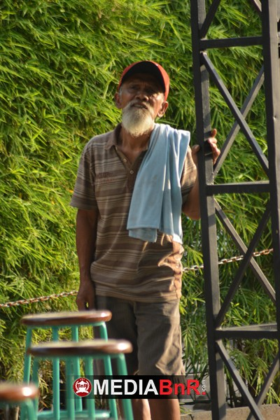 Hasrat penghobi kicauan tak pandang usia di Graha Padma BC