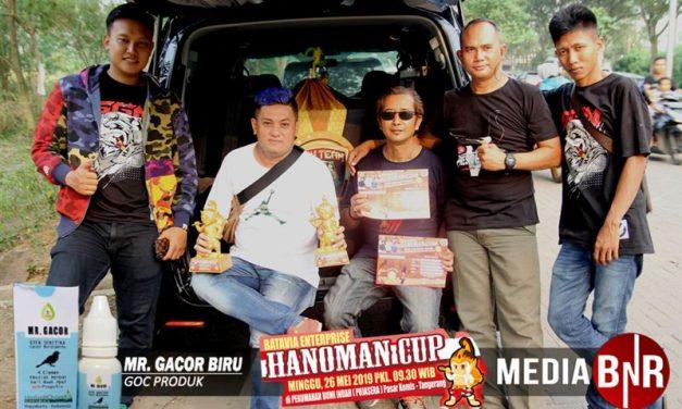 Gading Sakti Raih Double Winner, Ajib Stabil Borong Juara