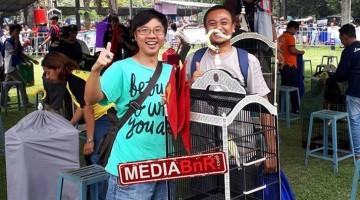 Hendy Saat juara di Piala Kang Dedi Mulyadi Purwakarta.
