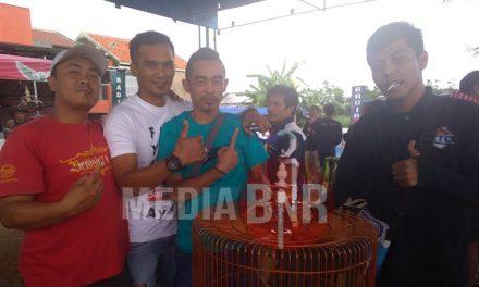 Raja Tuyul Nyeri, Guntur Bc Borong Juara