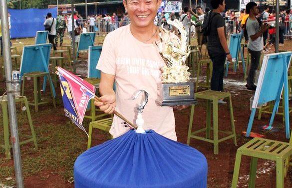 Aksi Fenomenal Baracuda Gebrak di Murai Batu Bird Champion 3