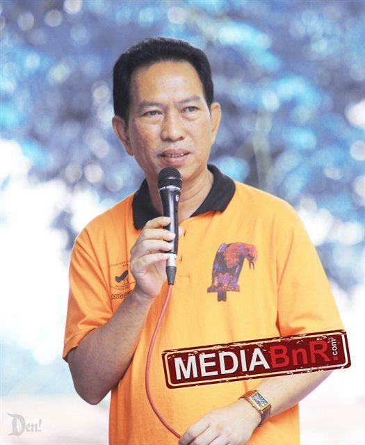Heri Sugiono (Ketua PBI Surabaya)