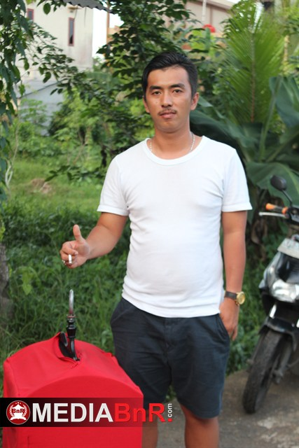 Herry AJS bersama West Borneo Team  Bersilahturahmi diBnR Award