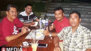 Herwanto Musthafa, S.sos,  Mulyadi S.Pd, D. Roy Sihombing, Muh Faiz