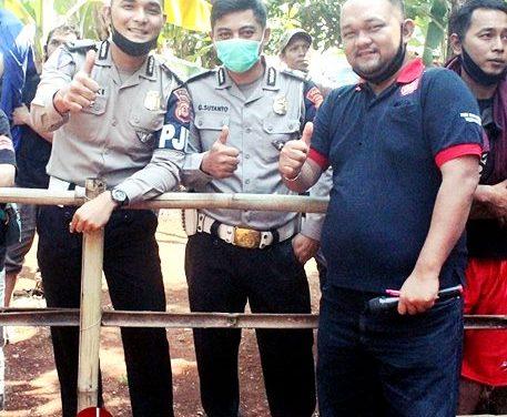 Mutiara Minang Gemilang, Voltus Bintangnya di Silaturahmi BnR Kalijati