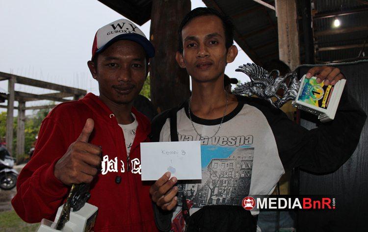 Hip-Hop Milik Wahid dan Kapten  Mercy Milik Rian Juara