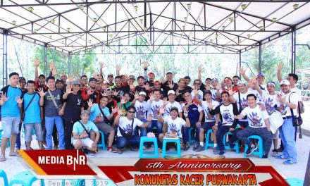 Sukses !!! 5th Anniversary KKP Fighter Abisss