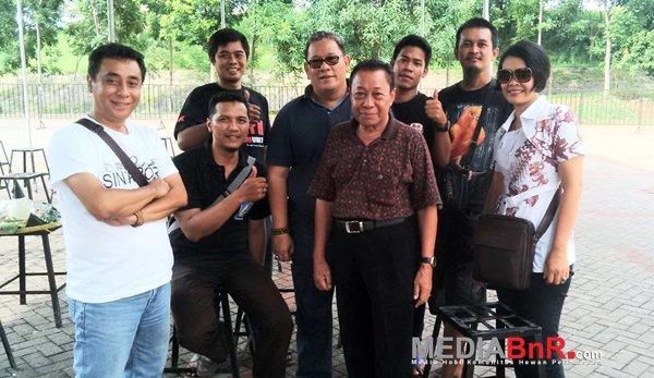 Launching BnR Tiket Rakyat Kok Bisa Meledak Ya?
