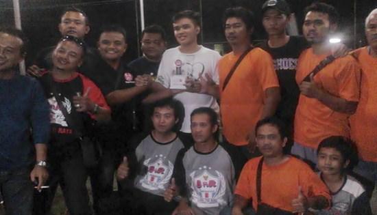 Duta Soeharto Juara BC Diboyolali