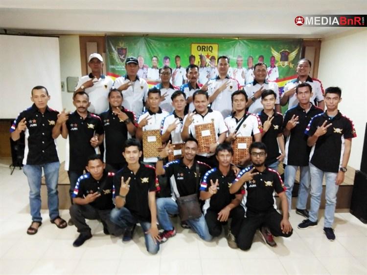 Diklat Oriq Jaya Indonesia Angkatan Ke-IX Berjalan Lancar di Pangkalpinang, Bangka