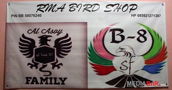 RMA Bird Shop