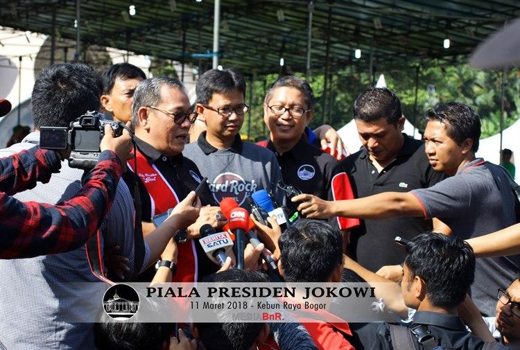 Burung Juara di Piala Presiden Jokowi Nama Baru
