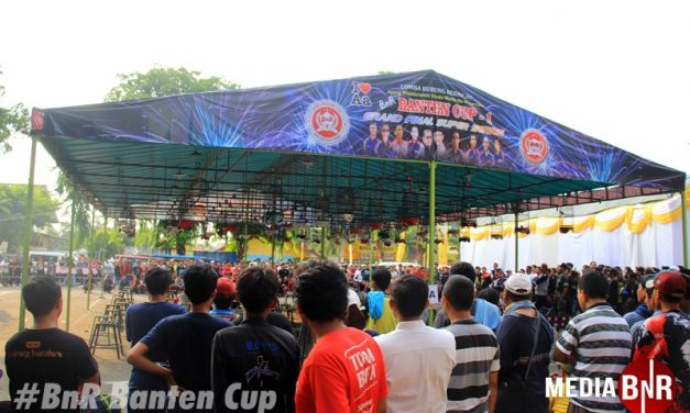 2800 Kontestan Gebrak BnR Banten Cup 1 di Grand Final SUPER SERIES