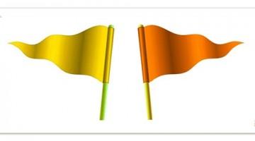 Ilustrasi Bendera Nominasi