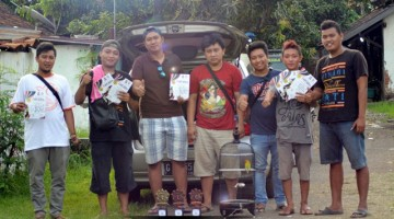 Indra Yudhistira SF nyaris sabet juara umum