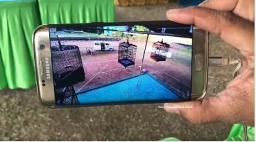 Inovasi terbaru BnR melalui CCTV sistem online