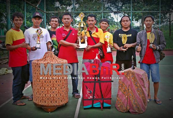 Datuk Meraja Gedor Bikin Heboh Istana BC Jadi Juara Umum
