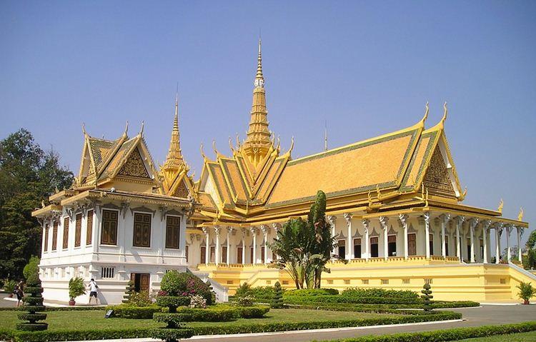 Istana Kerajaan Candi Raja Rof (foto: pixabay.com)