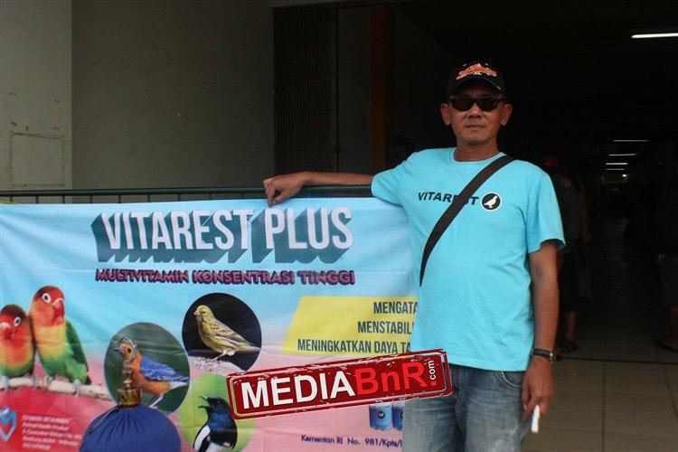 Ivan Saviola kini menjadi salah satu distributor Vitarest Plus multivitamin konsentrasi tinggi