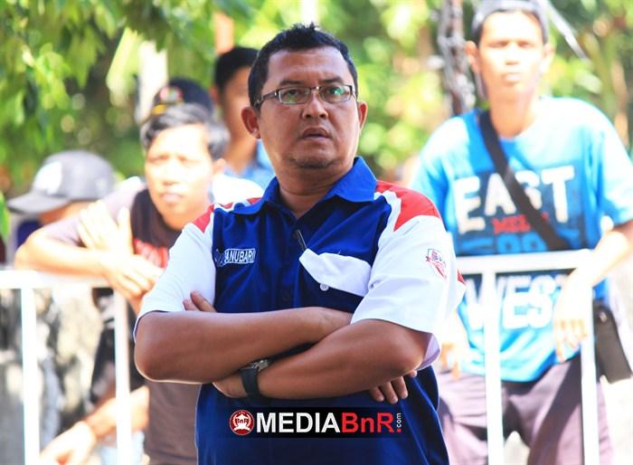 Iwan Sanubari - Pantau Jalannya Lomba