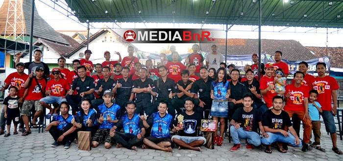 JBI bersama tim KNI-Y berpose setelah raih kesuksesan event Anniversari