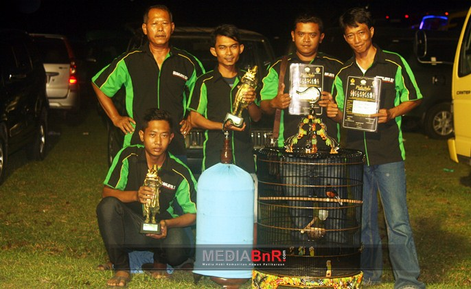 JBS Sudarta berhasil dengan murai hasil breeding
