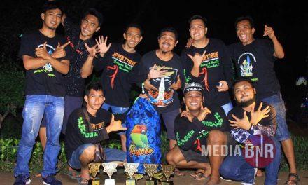 Sapu Bersih 3 Sesi, LB Pusoko Jadi Bintang di AGJ Cup
