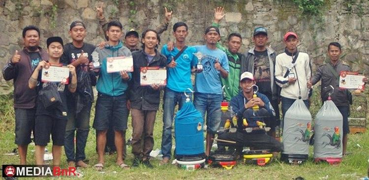 Bad Boy & Caesar King Berbagi Juara… Koalisi JR 33 SF Feat Alfa Jaya Makin Berjaya