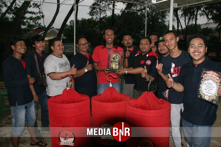 Borneo Cup V Cikarang – Sukses Terselenggara, 4 Kelas Full Peserta