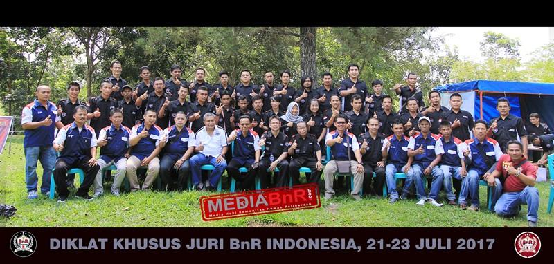 JURI BnR Angkatan XXV, Solok-Sumbar