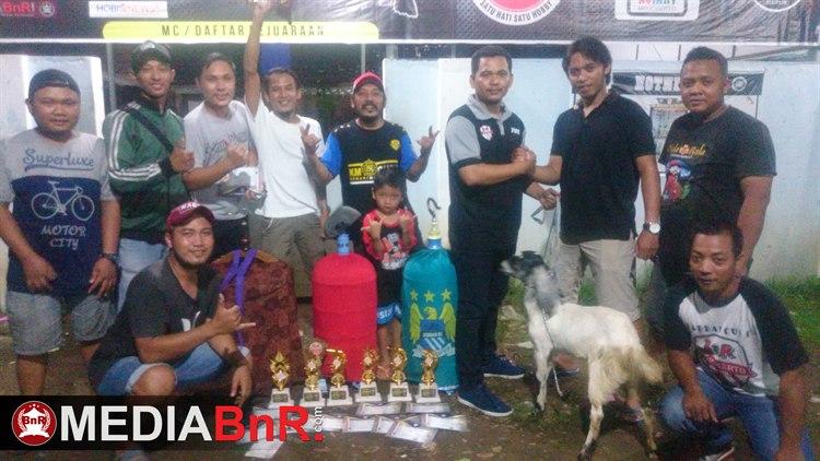 Jaddab BC Raih Juara Umum, Kuman BC Runner Up