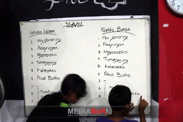 Jadwal Latber & Bursa Malam LB Mangkunegaran Solo