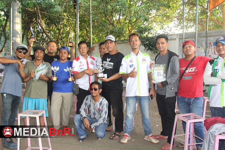 Raden Jadi Tontonan, Jagat Lanang Borong Juara