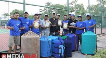 Jagat Lanang Tampil Full Team