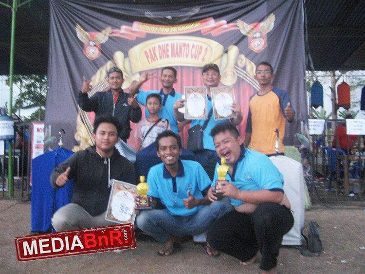 Intan Ngekek 2 Menit, Duta Kapolres Cup Wonogiri Bersinar,  Olala dan Duta Lembu Suro Juara Umum