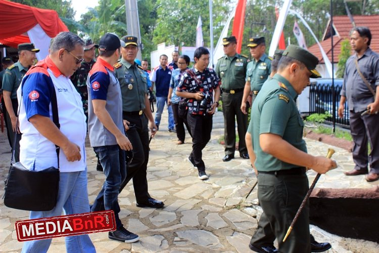 Jajaran BnR Bersama TNI