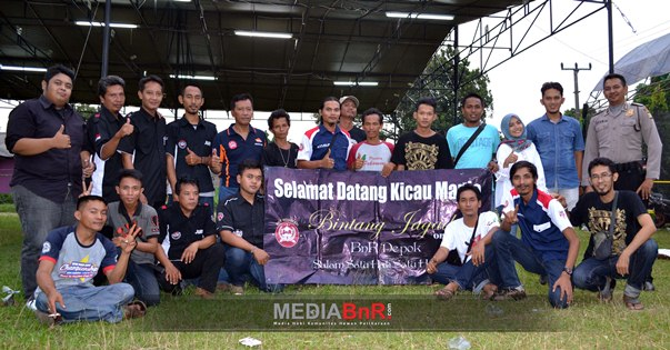 Launching BnR 36 Perang Bintang Depok