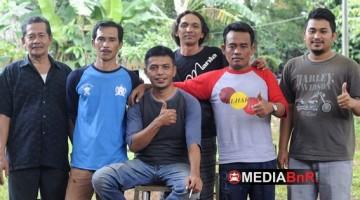 Jajaran Panitia Taman Radja Team Siap Kawal Jalannya Latpres 1 April