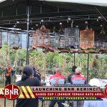 Pembentukan Dan Launching DPC Ranting Kayu Aro Kerinci Bersama Piala Kades Cup 1