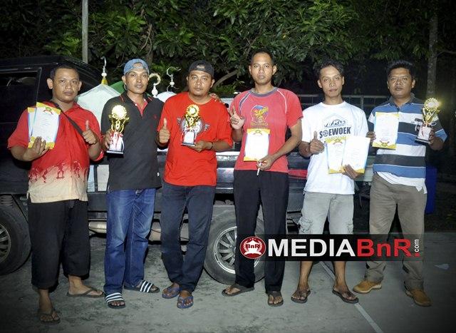 Menuju Piala BKM Cup I