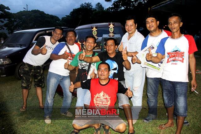 Aksi Memukau Raja Bintang Selatan dan Sajam, Jambi Team Juara BC di Solok
