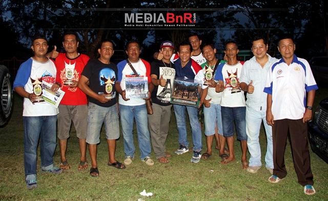 Jambi Team di Lomba Alam Bareh Solok Berkicau