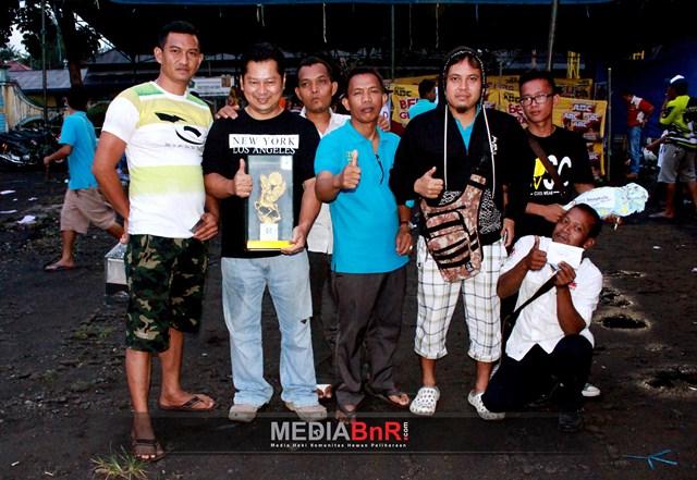 Murai Batu Bintang Juara di Kelas Utama, Jambi Team Juara BC